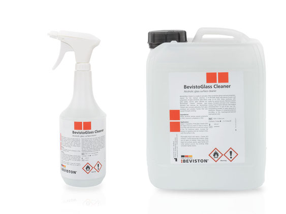 BevistoGlass Cleaner - surface cleaner