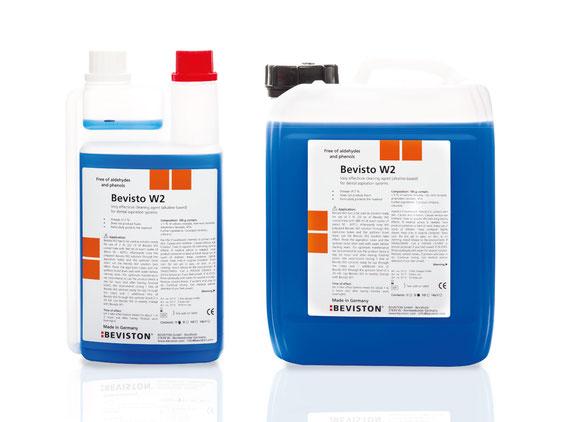 Bevisto W2 – alkalischer Absauganlagenreiniger