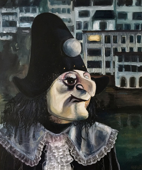 Fasnacht 2018 | Mixed Media