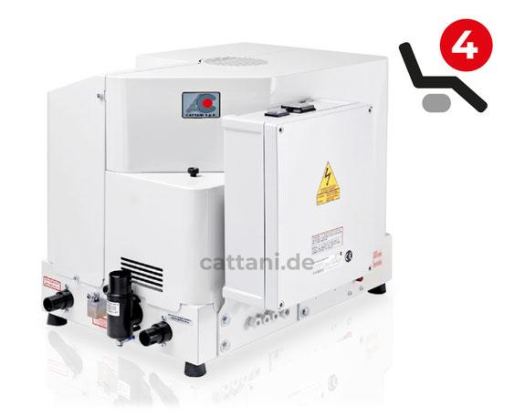 Cattani - Wasserringpumpe PAL 50 V.E.