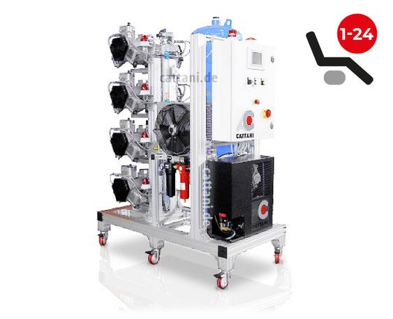 Cattani - 6-Zylinder-Quattro-Kompressor