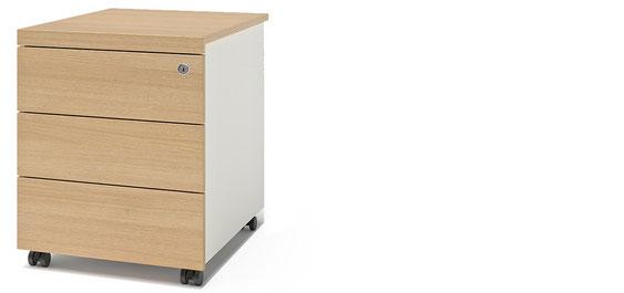 Rollcontainer Schreibtisch