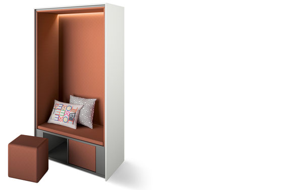 cupboard booth basic S
