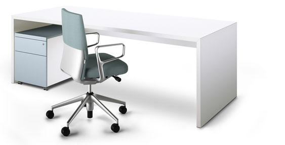 Schreibtisch K-Modul Work