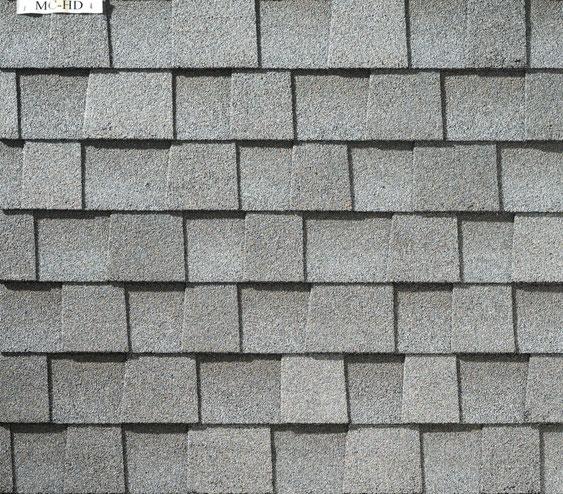 Dachówka bitumiczna, gont, gonty, GAF,  Timberline HD w kolorze Fox Hollow Gray