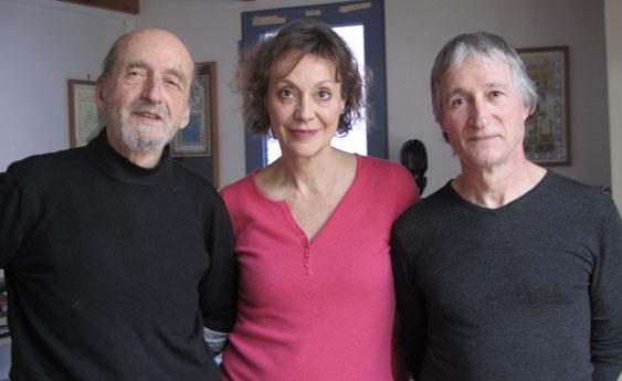 Bernat de Ventadorn ; Louis Soret, Isabelle Bonnadier, Olivier Payrat