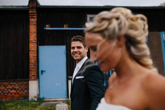 Kirchliche Hochzeit Hochzeitsfotograf Magdeburg Markus Köpke