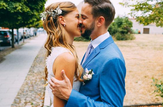 Kirchliche Hochzeit Hochzeitsfotograf Barby Markus Köpke