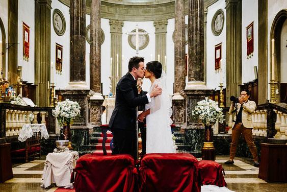 wedding wedding photographer Barcelona weddingplaner