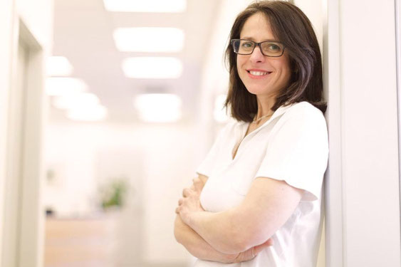 Hautärztin Frau Dr. Grünenwald