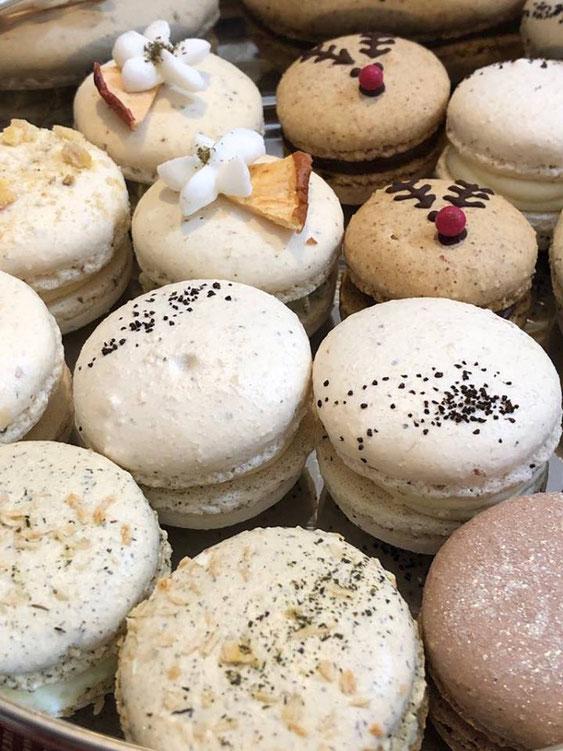 Macarons mit Tee - Maren Thobabens Leidenschaft für Tee steckt in jedem ihrer Produkte.