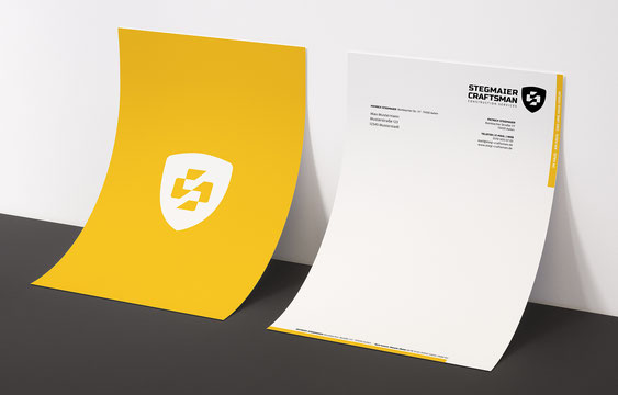 Stegmaier Craftsman Briefpapier