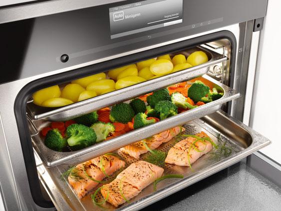 LMT Küchen - Dampfgarer