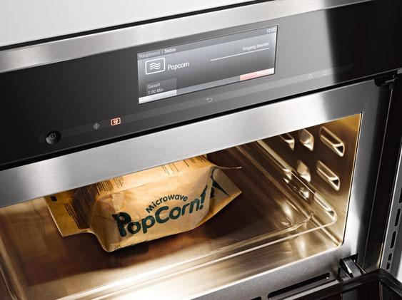 LMT Küchen - Mikrowelle