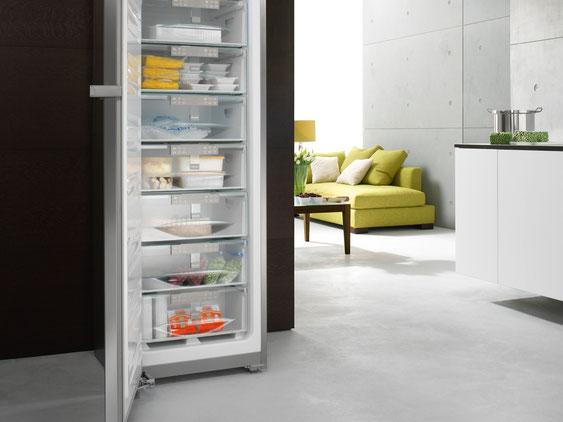 LMT Küchen - Kühl- und Gefriergeräte