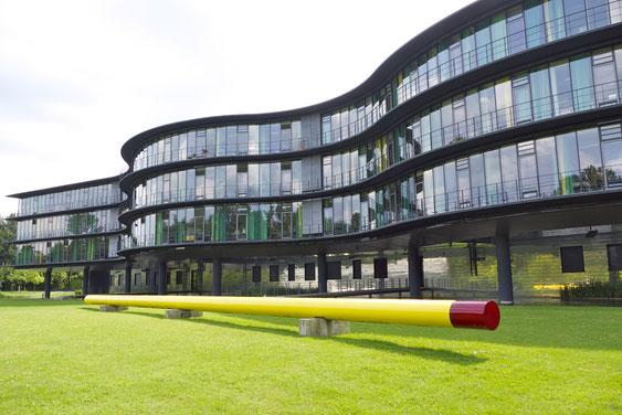 Bonn Caesar institut Sehenswürdigkeiten Deutschland Bonn am Rhein