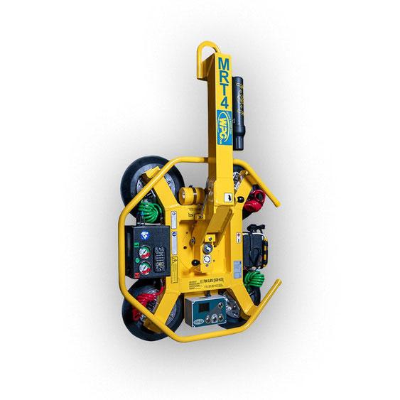 Vakuum- Glassauger MRT4 für Kranarbeiten