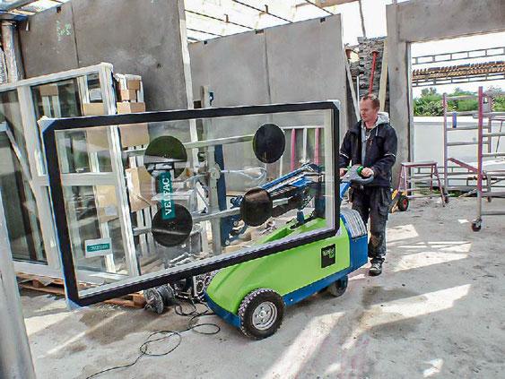 Glaslifter Winlet 350 mieten und kaufen