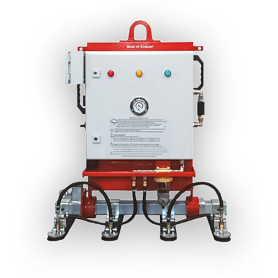 Vakuum- Paneelsauger p300 bis 300 kg schnell und preiswert mieten