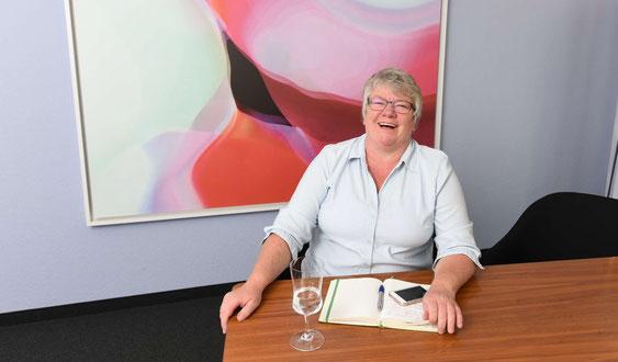 Portrait Martina Teichelmann