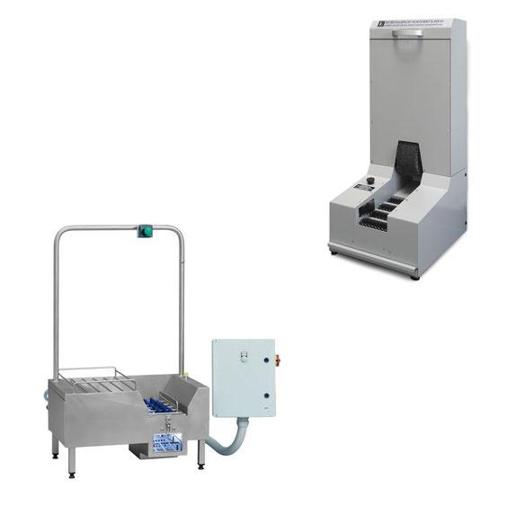 Sohlenreinigungsmaschinen