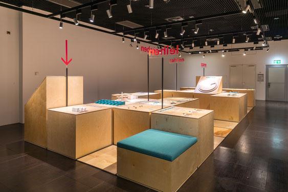 Mein Geld - eine Mitmachausstellung - von und mit Wienss. Innenausbau. www.wienss-innenausbau.de - zahlen - Ausstellung