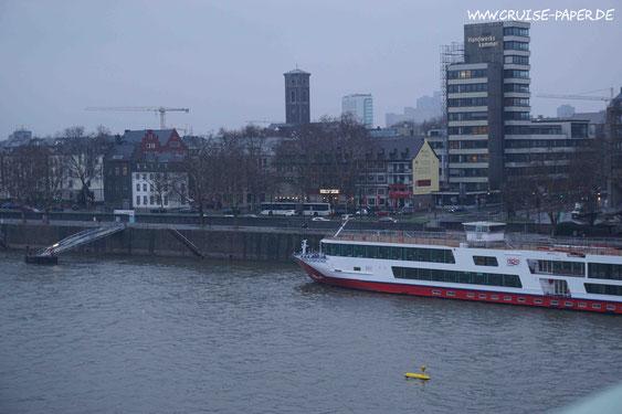 MS RHEIN SYMPHONIE in Köln
