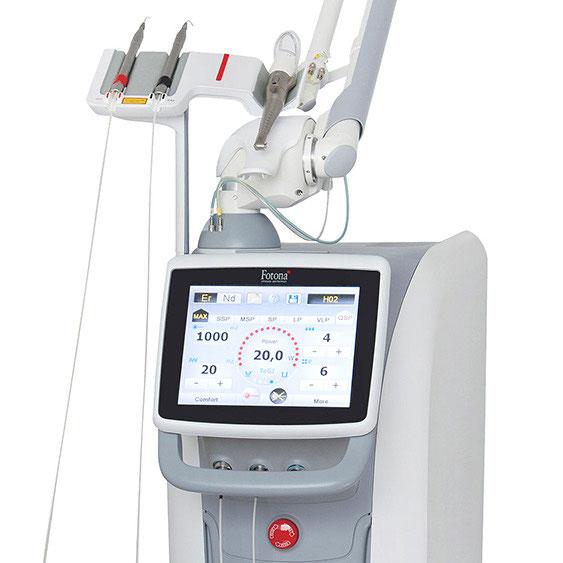 Wurzelkanalbehandlung / A.R.C. Laser