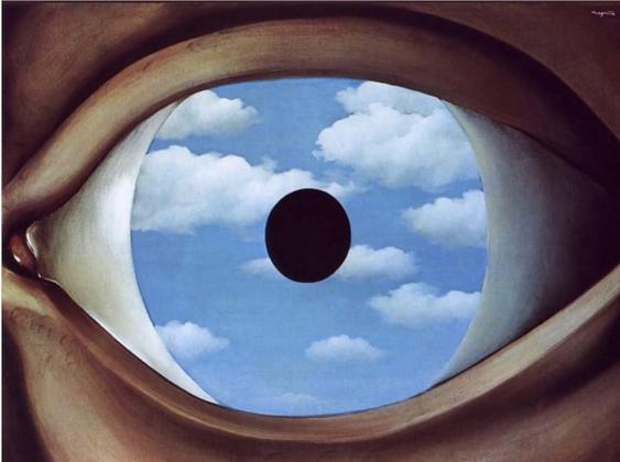 《偽りの鏡》,1929年