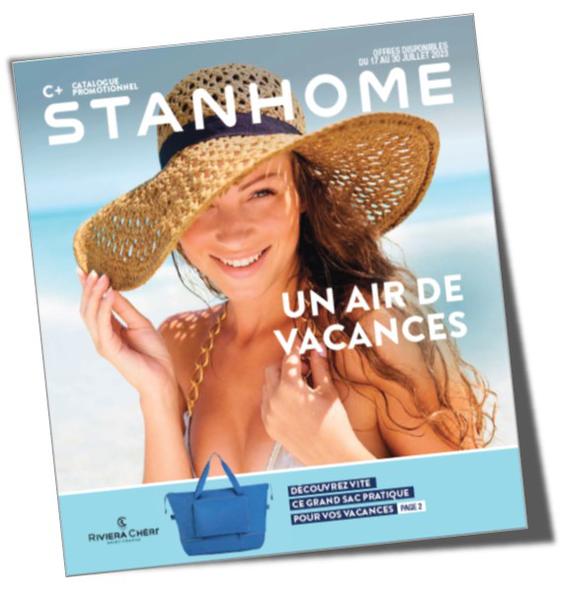 Catalogue Essentiel Stanhome Kiotis C6