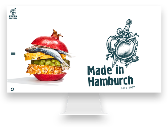 WordPress Agentur Hamburg Modelabel