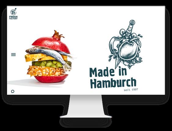 WordPress Agentur Fresh Factory Hamburg