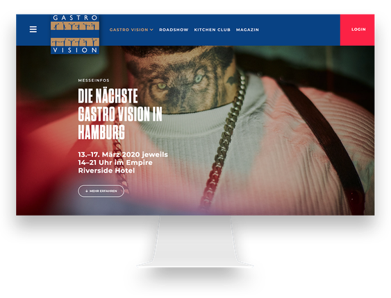 Webdesign Agentur Hamburg: WordPress Webseite für das Discovery Dock in der HafenCity