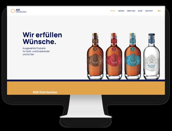 WordPress Agentur Hamburg Distribution