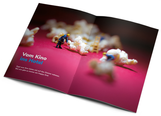 Magazin Printdesign Showcase Servitex Berlin