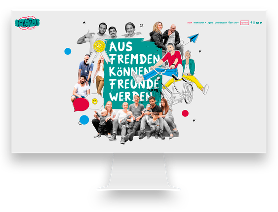 WordPress Agentur Hamburg NGO
