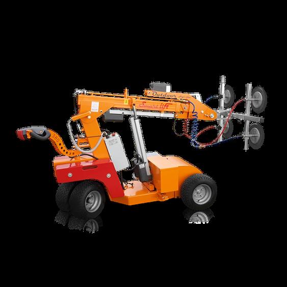 Glaslifter Glasroboter bis 600kg Tragkraft Vermietung/Verkauf