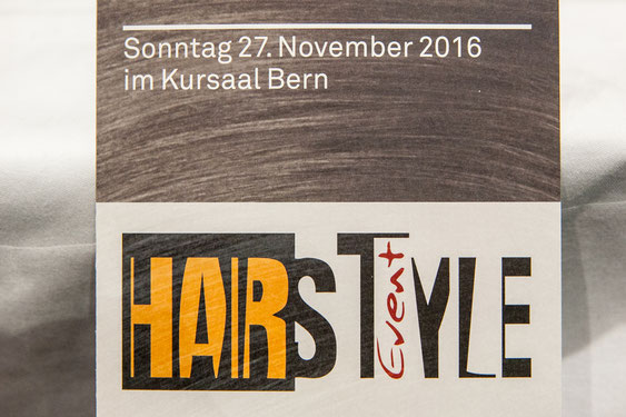 Createam Coiffure Haas GmbH - Hair Style Event 2016 Kursaal Bern