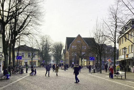 Ahrensburger Innenstadt
