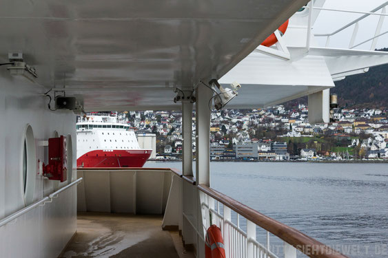 Bergen,Hurtigruten,Norwegen,ms,Midnatsol, Postschiff,Winter,November,Tipps,2014