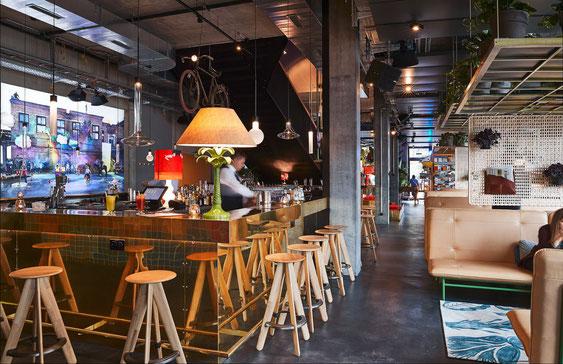 Cinchona Bar, 25hours Hotel Langstrasse