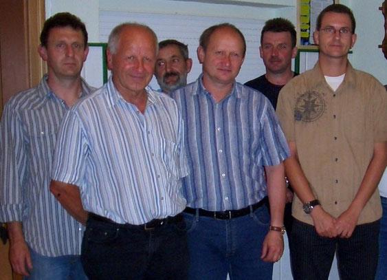 Gemeinderat Oberweid Legislaturperiode 1. Juli 2009 bis 30. Juni 2014