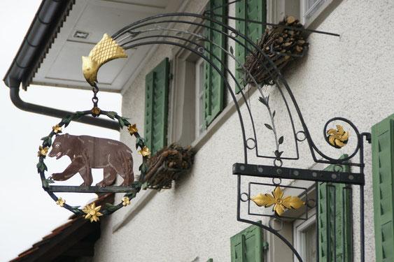 Metzgete im Restaurant Bären in Bözen