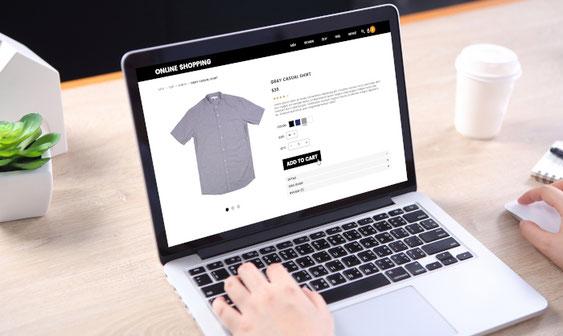 Onlineshop mit Jimdo