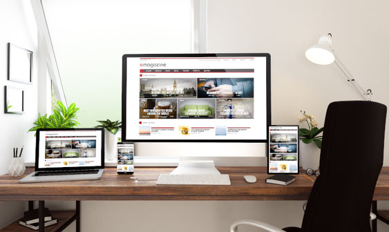 Firmenwebsite oder Onlineshop mit Jimdo