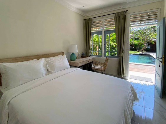 Sanur villa for rent with 3 bedrooms. Villa for rent by owner