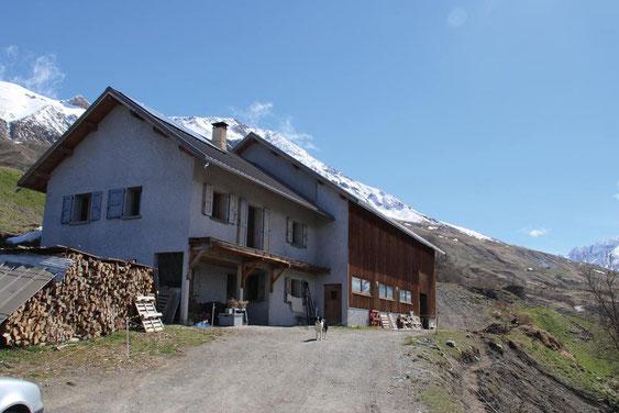Une installation en Hérens dans les Hautes-Alpes