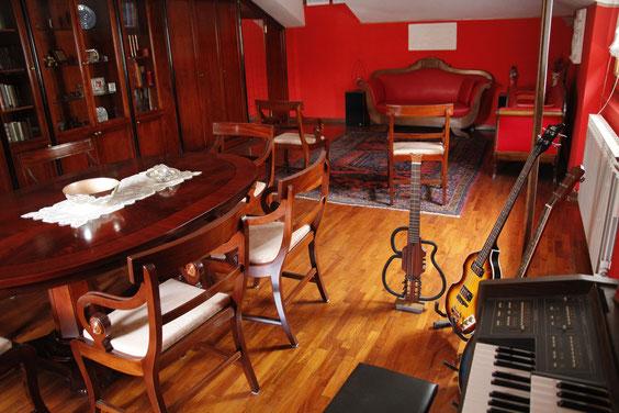 Sala riunioni e registrazioni