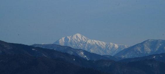 荒島岳・・・福井県を代表する百名山 幻想的です