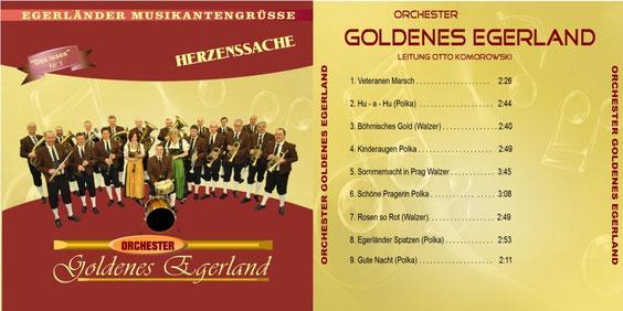 """CD """"HERZENSSACHE"""""""